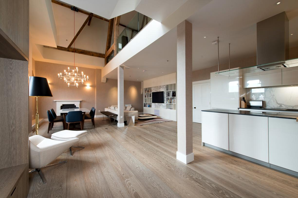Specialist Joinery Gt 5 Gt St Pancras Apartment Westwood
