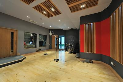 Cool Studio Construction 16 Karism Westwood Joinery Largest Home Design Picture Inspirations Pitcheantrous